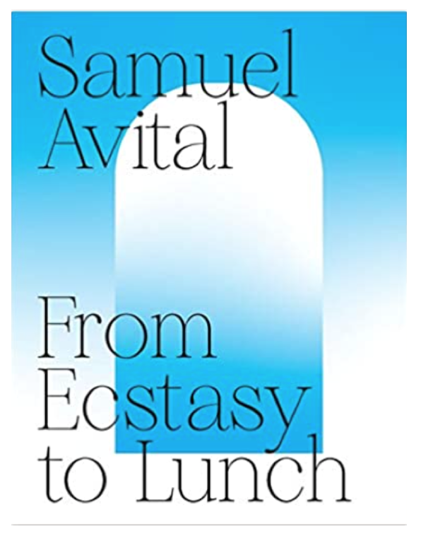 Ecstasy to Lunch Book